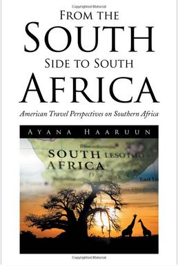 Image of Haaruun's New Book From the South Side to South Africa.